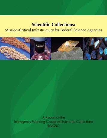 Scientific Collections: