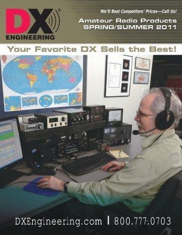 DXE Ham 11- Cat Cover - DX Engineering