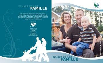 Politique familiale - Cantley