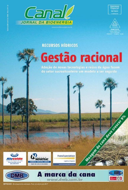 açúcar - Canal : O jornal da bioenergia