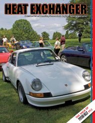 Psycho Billy - Shenandoah Region Porsche Club of America