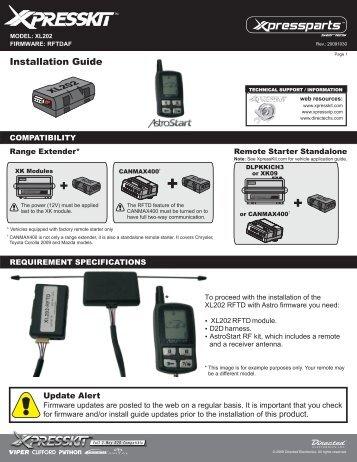 Installation Guide - XpressKit.com
