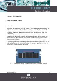 CAPACITOR TECHNOLOGY DISS – Dual In ... - Leybold Optics GmbH