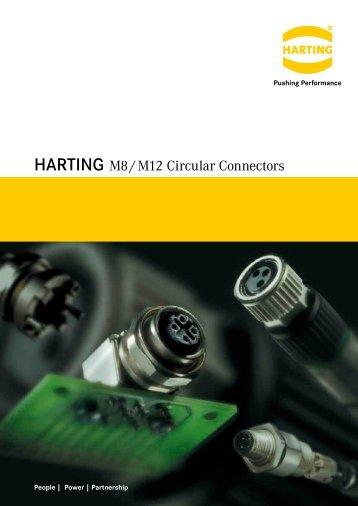 M8/M12 Catalog - HARTING USA