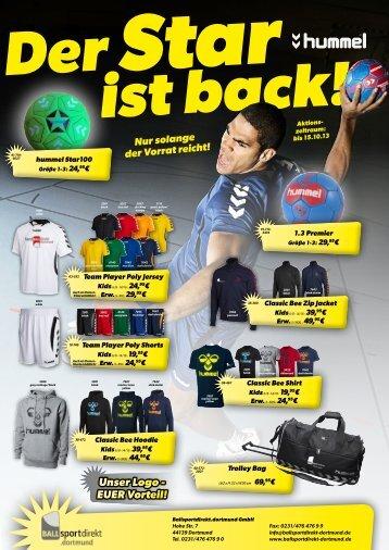 Classic Bee Shirt Classic Bee Zip Jacket - Ballsportdirekt.dortmund