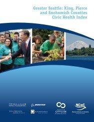 2013 Civic Health Index