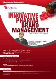 Innovative Pharma Brand Management - Octara.com