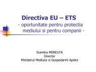 Directiva EU – ETS - Petroleumclub.ro