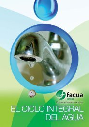 Ciclo Integral del Agua - Facua