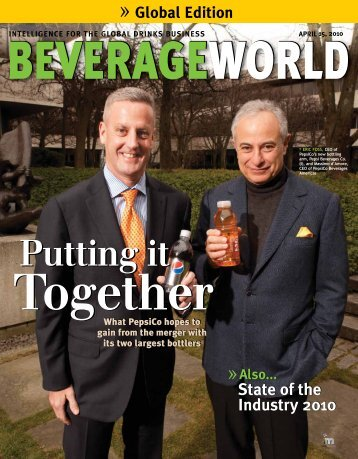 Full article from Beverage World - PepsiCo