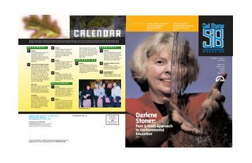 Cal Mag Fall 2002.part1 - CSUSB Magazine - California State ...