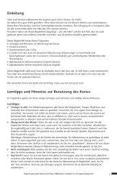 Englisch ganz leicht Hörkurs für Profis | ISBN 978-3-19 ... - Hueber