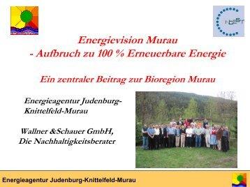 Erneuerbare Energie und regionale Strategien - STENUM GmbH