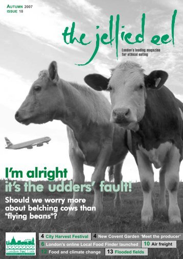I'm alright it's the udders' fault! - Sustain