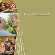 Politique familiale - Ville de Gatineau