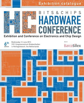 Exhibition catalogue - Hardware Conference