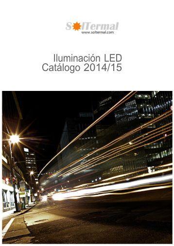 Catálogo-iluminación-LED-SolTermal-2014-15