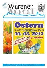 PDF-Datei des WWB 06/2013 - Waren
