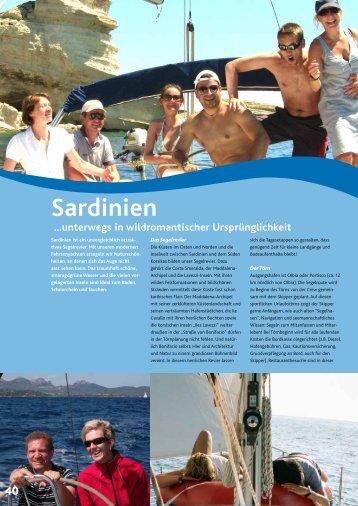 Sardinien - Windbeutel Reisen