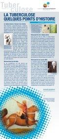 maladie d'hier & d'aujourd'hui - GLOBE Network - Page 2