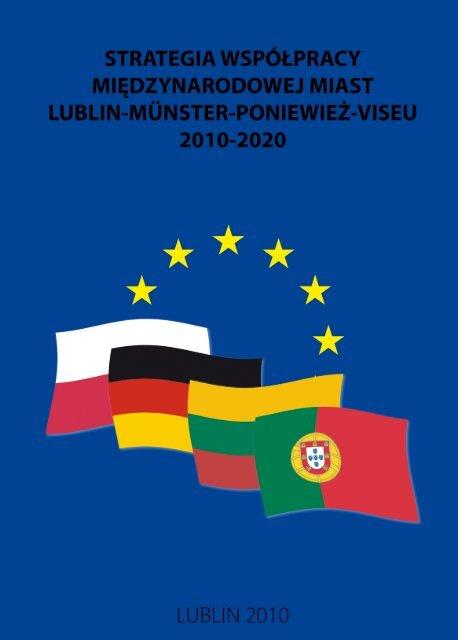 Strategia współpracy międzynarodowej - Lublin
