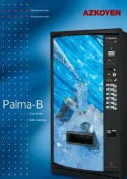 Palma-B - Vendwest Vending Machines