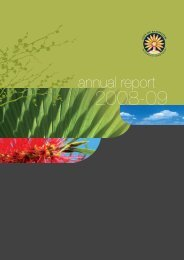 annual report - City of Bayswater