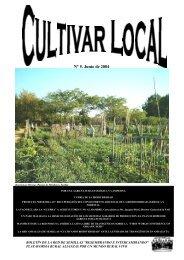 Cultivar Local nº 5 - Urdaibai