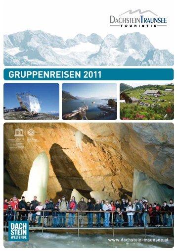 GRUPPENREISEN 2011 - Feuerkogel