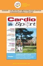 Dossier - Club des Cardiologues du Sport