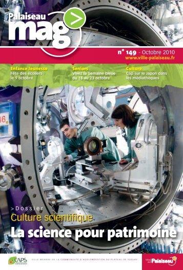 Palaiseau Mag n°149 - Ville de Palaiseau