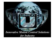 UNICO Teststand Overview