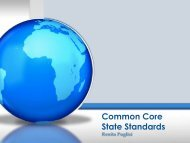 6a. Common Core State Standards