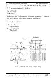 Kapitel B04 / ÜBUNGEN ZU B04 / 07.11.2012 - Department Wasser ...