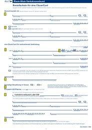 Bestellschein für eine CleverCard - Verkehrsgesellschaft Lahn-Dill ...