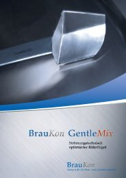 Download - Prospekt GentleMix - BrauKon GmbH