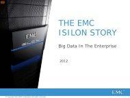 The EMC Isilon Story.pdf - Avnet Technology Solutions