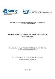 estudo de transferências orbitais utilizando ... - mtc-m19:80 - Inpe