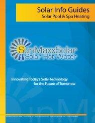 Solar Info Guides - SunMaxx Solar