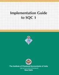 Implementation Guide to SQC 1 - CAalley.com