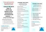 ATF Revision Courses