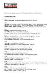 CV Coda Zabetta - Guidi & Schoen