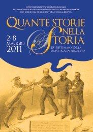 Quante storie nella storia - Comune di Modena