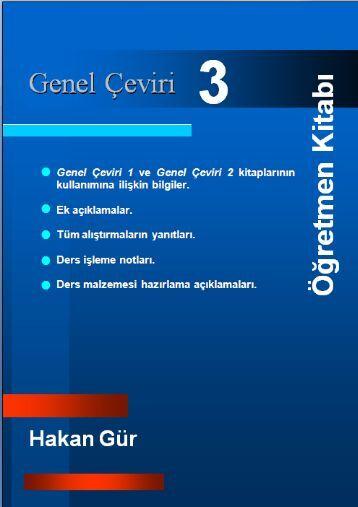 Genel Çeviri 3 - gariban tavuk