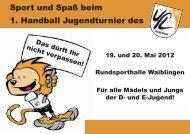 Flyer [173.0 KB] - VfL Waiblingen
