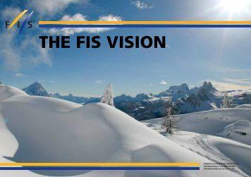 THE FIS VISION - International Ski Federation