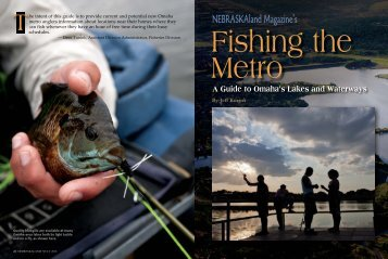 NEBRASKAland Magazine's - Nebraska Game and Parks Commission