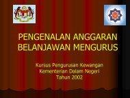 (44-54) Pengenalan Anggaran Belanja Mengurus - NRE