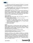 Alpha Calcion Plus filtra iekārtas uzstādīšanas un ... - Sanistal - Page 2