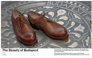 The Beauty of Budapest - Heinrich Dinkelacker GmbH
